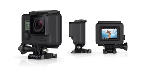 go pro gopro blackout housing