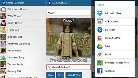 Best Meme Generator App Android - 10 best meme generator apps for android drippler apps