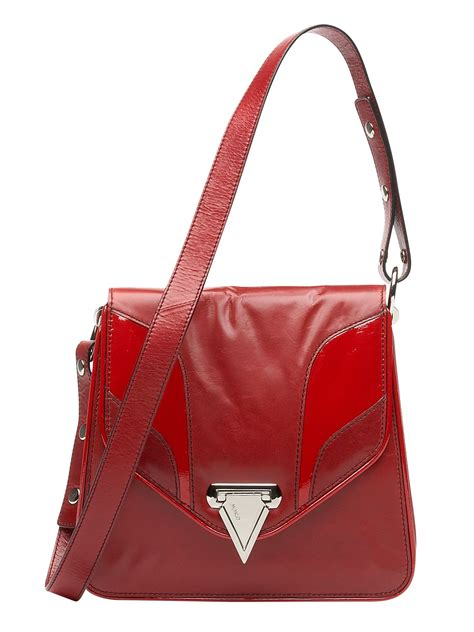 Speaking Of Handbags by Mimco Speak Easy Handbag In Buffalo Leather Review