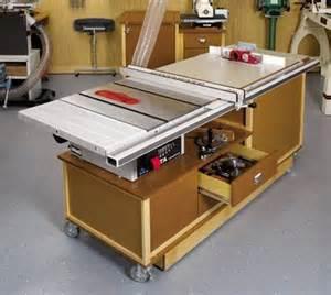 25 best ideas about table saw station on pinterest garage workshop wood shop organization