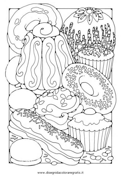coloring pages for adults food num noms coloring pages coloring pages