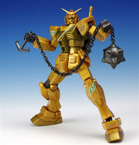 limited hg 1 144 rx 78 2 gundam gold injection color seven