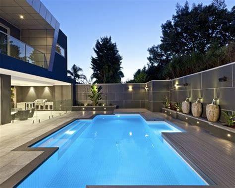 modern pool design modern modwood deck pool design ideas renovations photos