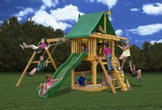 best wooden swing sets for small yards the best swing sets on pinterest wooden swings swing