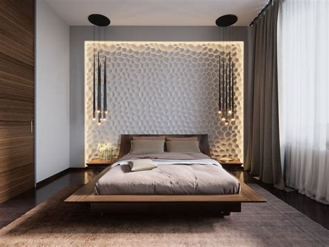 Stunning Bedroom Lighting Design Which Makes Effect Designs Of Bed For Bedroom