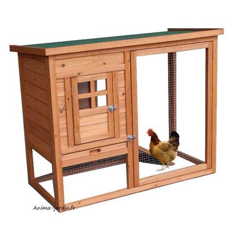 chalet en bois pas cher 2779 poulailler 2 poules voli 232 re grillag 233 e bois teint 233 pas