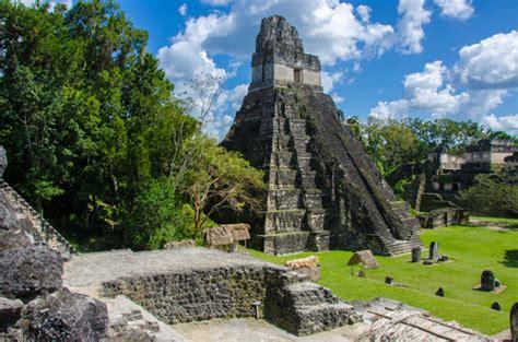 imagenes impresionantes de guatemala pir 225 mides mayas