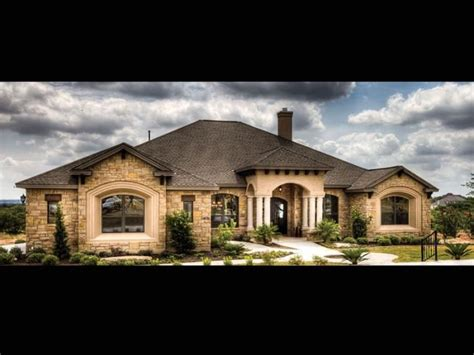 mediterranean home builders mediterranean san antonio exterior of home pinterest
