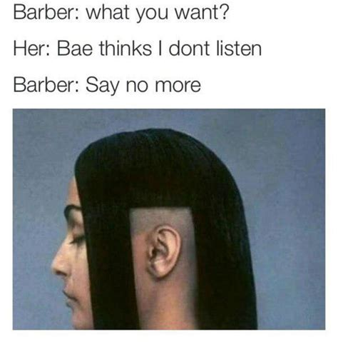 No More Memes - barber memes say no more image memes at relatably com