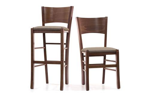 sgabello di legno mu80 s per bar e ristoranti sgabello alto rustico in