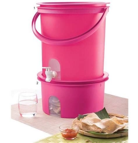 Tupperware Flower Canister 5 5l tupperware water dispenser 1 14 5 end 10 25 2017 9 15 am