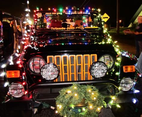 17 Best Christmas Jeeps Images On Pinterest Jeep Life