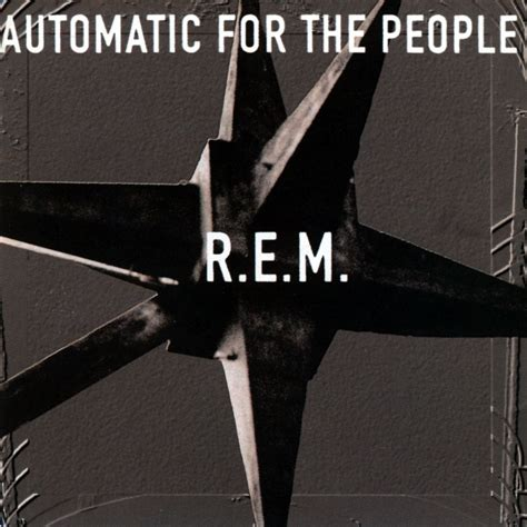 r e m automatic for the lyrics and tracklist