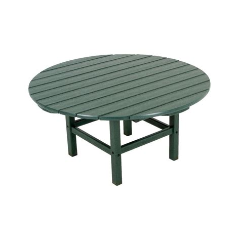 Patio Table Green Pleasant Hearth 38 In Square Gas Pit Table