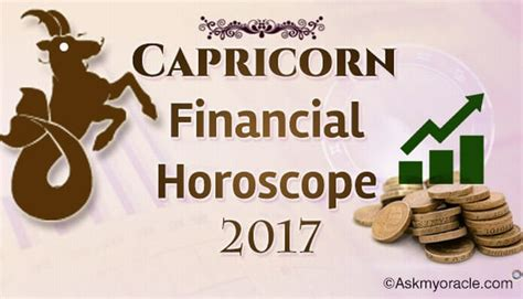 capricorn 2017 yearly horoscope