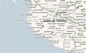 navarro map autlan de navarro location guide