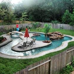Backyard Pool Must Haves Best 25 Backyard Lazy River Ideas On