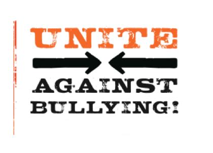 stand up against bullying at unity day