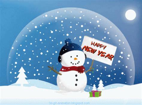 happy  year animated