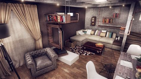 modern retro home decor modern romanian home design fuses vintage with