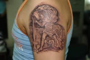 integratr com body tattoo ideas aquarius tattoo design on arm