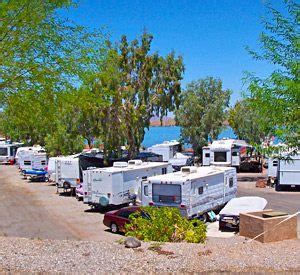 casino beach boat rv storage lakefront rv sites cing havasu springs rv resort