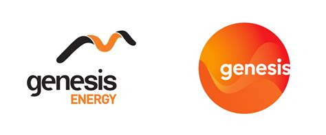 brand new new logo for genesis energy