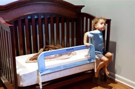 baby bed rails dream on me mesh security crib rail blue