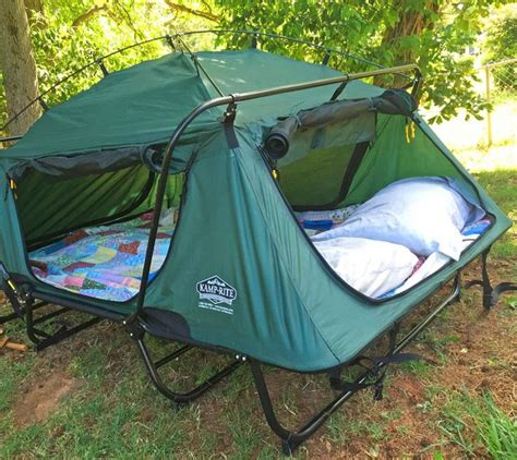 most comfortable tent best 25 tent cing beds ideas on pinterest cing