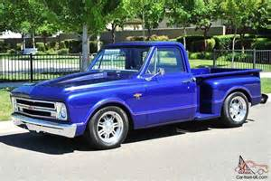 custom 1967 chevy c10 stepside truck 454 400 12