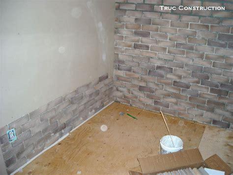Brique Decorative Interieur by Briques D Int 233 Rieur D 233 Coratives