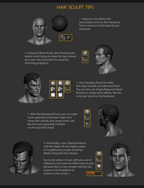 zbrush tutorial website 231 best images about zbrush tips on pinterest sculpting