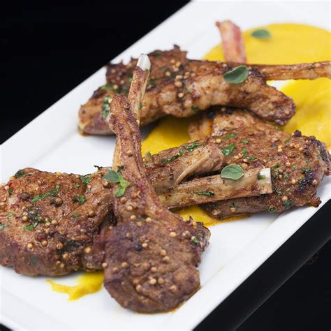 fried lamb chops spiced lamb and pumpkin casserole so delicious