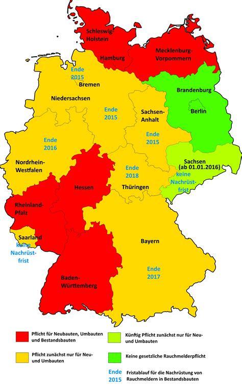 Rauchmelderpflicht Schleswig Holstein by Alles Zur Rauchmelderpflicht