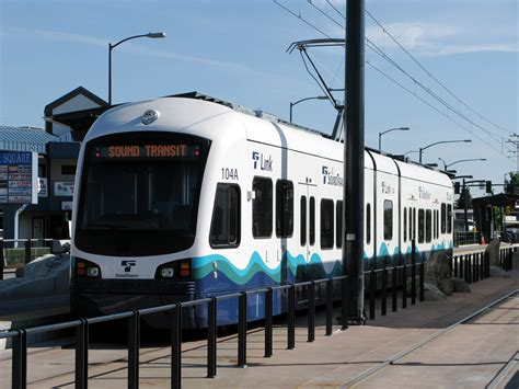 Sound Transit Link Light Rail directions from sea tac airport to whidbey camano islands