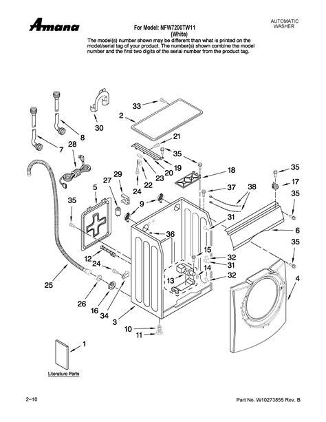 amana washing machine wiring diagram wiring diagram
