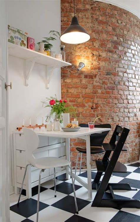 ladrillo visto paredes  decoran decoracionin