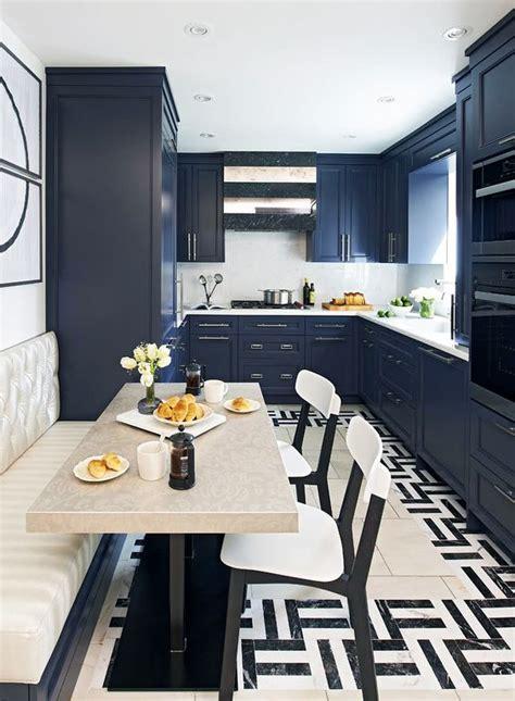 Kitchen Designs With Black Appliances by Cozinhas Modernas 40 Ideias Para Planejar A Sua