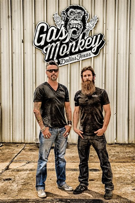 Gas Monkey Garage Cast Members by Gas Monkey Garage To Make Lone Nationals