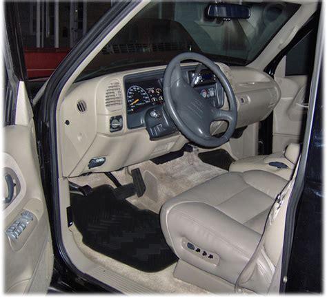 1996 Tahoe Interior by 1996 Chevrolet Tahoe Interior Suzuki Cars