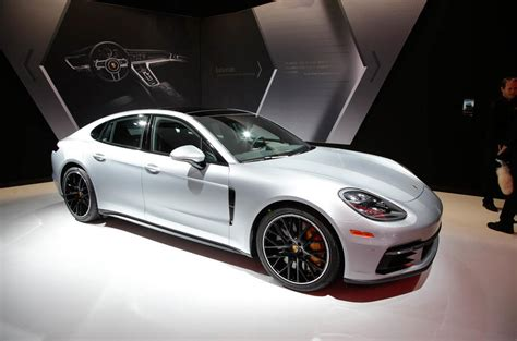 porsche model car 2017 porsche panamera range revealed six models added