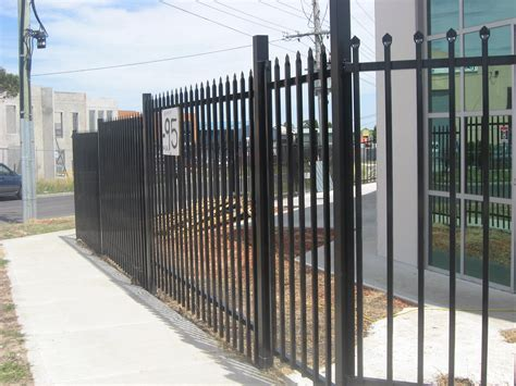 security fencing melbourne steel security fencing factory