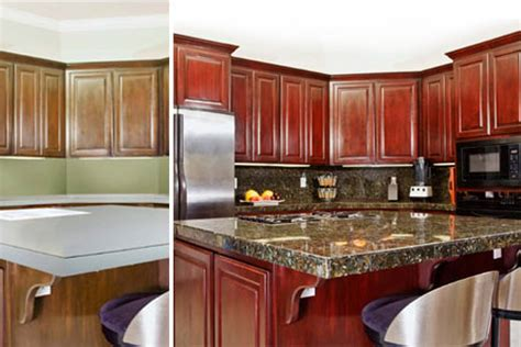 Kitchen Cabinet Renewal Kitchen Cabinets Hardwood Floors Nhance Revolutionary Wood Renewal