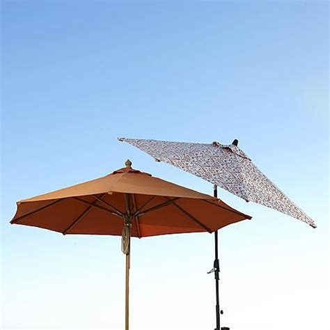 Frontgate Patio Umbrellas Outdoor Patio Umbrella With Aluminum Frame Frontgate Traditional Outdoor Umbrellas By