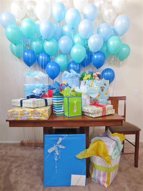 baby birthday decoration at home diy birthday decorations for baby boy decoratingspecial com