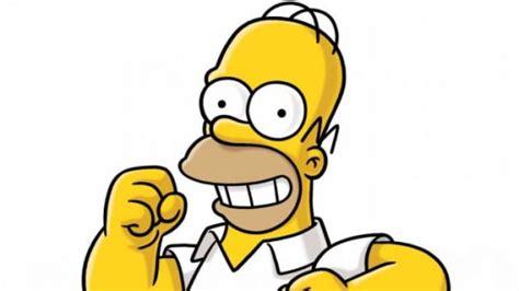 imagenes vulgares de los simpson homero simpson 191 el ejemplo perfecto de emprendedor tele 13