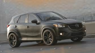 Madza Cx5 Mazda Cx 5 Trio Pounces Into Sema Photos 1 Of 9