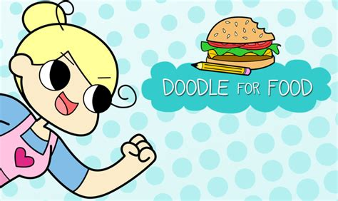 doodle for food comics laugh tracks doodle for food