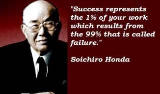 Honda Quotes Quotes By Soichiro Honda Like Success