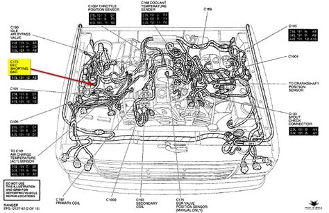 ford ranger wiring diagram free wiring diagram with